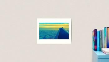 Summer Travel Art Print