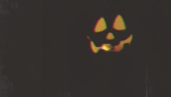 Glitchy Pumpkin